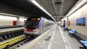 افزایش ظرفیت جابجایی مسافر در خط ۴ مترو تهران