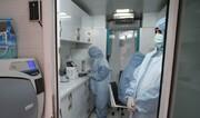 تصاویر نخستین دستگاه تست سیار کرونا