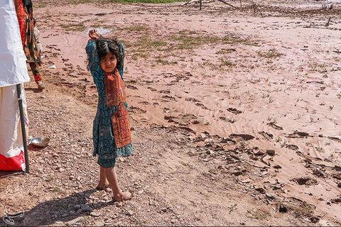 اسکان موقت سیلزدگان