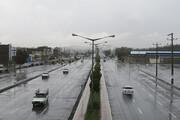 بارشها در خراسان جنوبی شدت میگیرد
