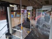 اجرای فاصلهگذاری اجتماعی در اتوبوسهای تهراناز ۲۳ فروردین