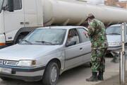 کنترل تردد خودروها در ۱۱ محور ارتباطی آذربایجانشرقی