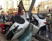 سانحه تصادف ۷ کشته و مصدوم برجای گذاشت