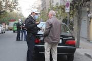 صدور ۵۰۰۰ برگه جریمه ۵۰۰ هزار تومانی   ۷۳۷ خودروی متخلفتوقیف شدند