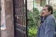 فیلم | اخراج مسافر تهرانی از ویلایش در شمال