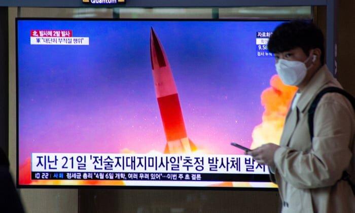 خشم کره شمالی از بیتوجهی جهان | موشک جواب کرونا
