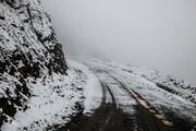 سقوط بهمن جاده پشتکوه به موگویی را مسدود کرد