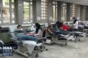 مردم اهدای خون را فراموش نکنند