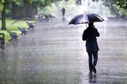 کاهش دما و بارشهای پراکنده در استان همدان