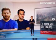 اشتباه فاحش رسانه فرانسوی؛ نمایش عکس مسی ایرانی به جای مسی واقعی