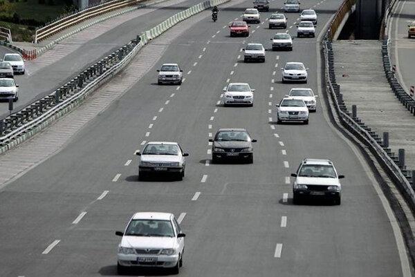 ترافیک جاده ای