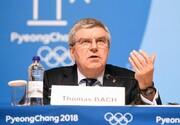 باخ: امیدوارم مشعل بازیهای المپیک روشنایی انتهای تونل تاریکی باشد