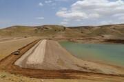 مخزن دوسوم سدهای خاکی زنجان پر شده است