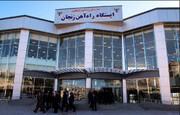 قطاری برای جابجایی مسافر از زنجان حرکت نمیکند