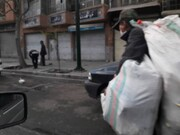 زبالهگردها همچنان پرسه میزنند | تخلف پیمانکاران محرز است