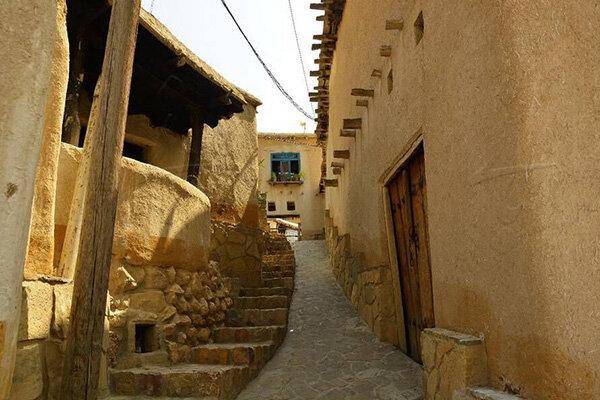 بافت سنتی روستاها