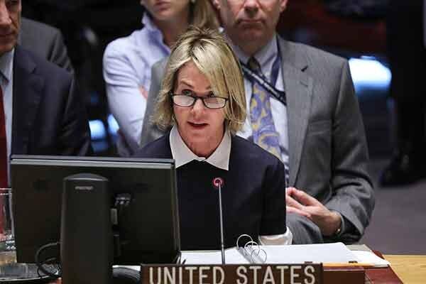 کلی کرافت سازمان ملل