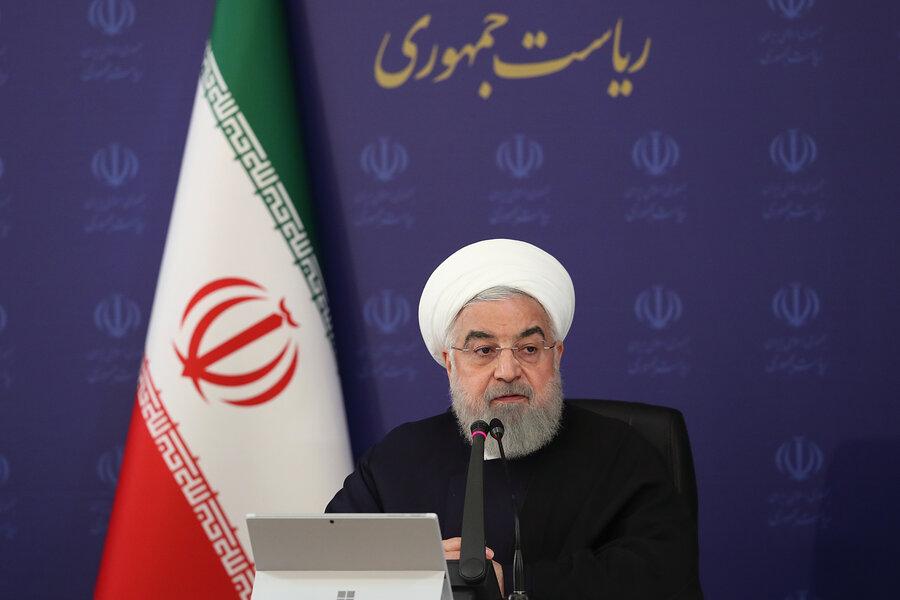روحانی: کرونا سبک زندگی را تحت تاثیر قرار داد مشکلات اقتصادی مردم زیاد است | غیرمتخصصان صحبت نکنند | اعتماد مردم را بالا ببریم