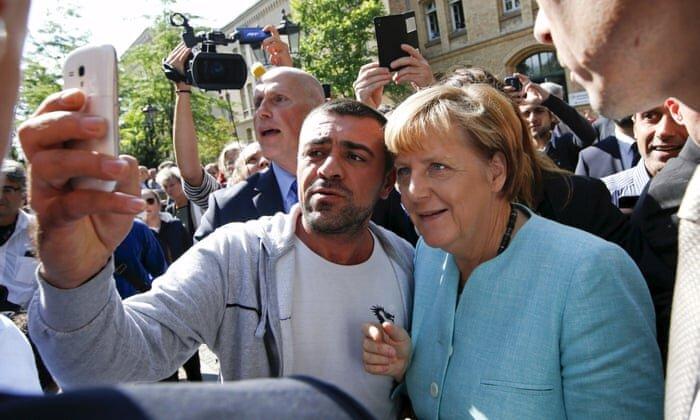 مرکل با فیلمی درباره پناهجویان به تلویزیون آلمان میآید