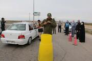 ورودی روستاهای جنوبی دشت ورامین مسدود شد