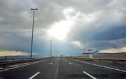 ۶۶ درصد کاهش مصرف سوخت   کاهش ۹۰ درصدی تردد اتوبان قم - تهران