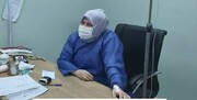 آخرین عکس | پزشکی که تا آخرین لحظه عمرش را وقف مردم کرد