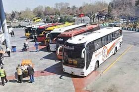 توضحاتی درباره ترمینالهای مسافربری | پایانههای مسدود شده و وام به رانندگان