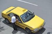 سفرههای کوچک و خالی رانندگان تاکسی