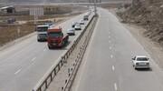 کاهش ۵۴ درصدی ترددخودرو در محورهای آذربایجانشرقی