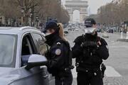 قانون کرونایی فرانسه؛ ۳ سال زندان برای سرفه به صورت پلیس