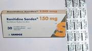 همه اشکال داروی ضد اسید معده رانیتیدین از بازار آمریکا  خارج میشوند