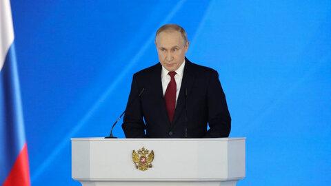 افزایش ۷۷۰ نفری بیماران کرونا | پوتین روسیه را تا پایان آوریل تعطیل کرد