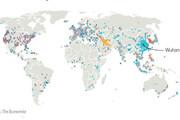 اصلیترین کشورهای ناقل کرونا در جهان | ایران چقدر نقش دارد؟