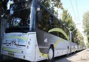 نخستین خط اتوبوس برقی فولالکتریکایران در تهران راهاندازی میشود