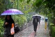 بارندگی های استان تهران تا ۲۳ فروردین ادامه دارد