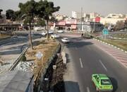 احداث زیرگذر میدان بهمن در نیمه اول۹۹ آغاز میشود