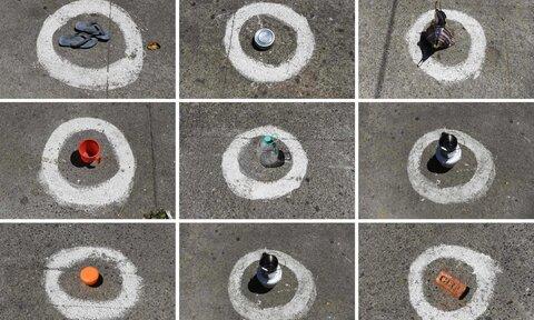 عکس روز| فاصلهگیری اجتماعی
