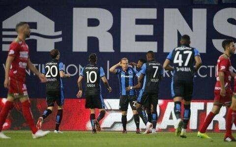لیگ بلژیک به دلیل کرونا مختومه و قهرمان معرفی شد