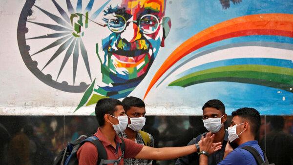گیر افتادن صدها ایرانی در هند