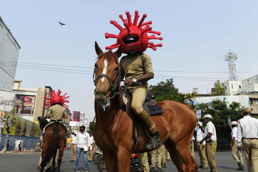 ّIndia police
