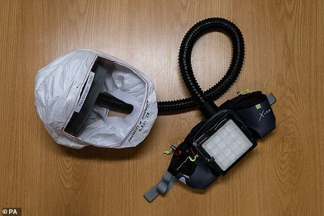 سیستم تنفسی مک لارن