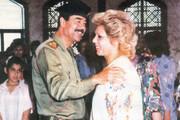 تصاویر زن اسرارآمیز صدام | چرا همه از ساجدهطلفاح میترسیدند؟