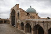 همکاری اساتید خارجی در مرمت مسجد جامع عتیق قزوین