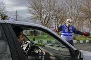توقیف ۱۳۸ خودرو در طرح فاصلهگذاری اجتماعی در زنجان