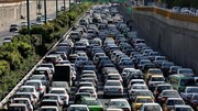 فیلم | ماجرای شلوغی و ترافیک عجیب امروز تهران | در خانه بمانیم از کجا بخوریم؟!