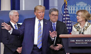 ادامه لجبازی ترامپ با کرونا | همه «باید» ماسک بزنند، من نمیزنم