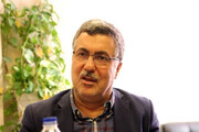 رئیس سازمان نظام پزشکی به کرونا مبتلا شد | تصویر ظفرقندی روی تخت بیمارستان