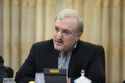 وزیر بهداشت از تلاشهای استاندار زنجان در مقابله با کرونا قدردانی کرد