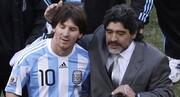 مارادونا در بارسا از مسی محبوب تر است