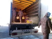 کمک ۲ میلیارد تومانی سپاه به سیلزدگان کرمانی